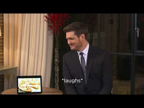 Bublé Daily – The Michael Bublé Alexa Skill