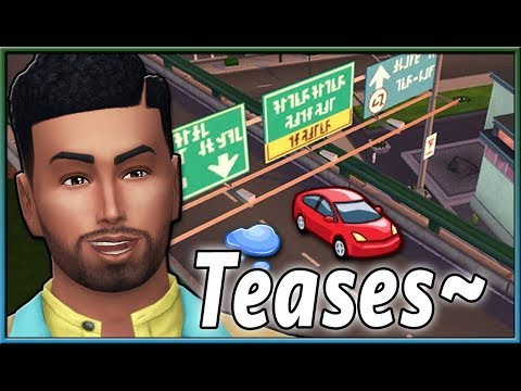 The Sims Info/Thoughts: Feature Update In-Progress? Mobile Waterfront Tease? thumbnail