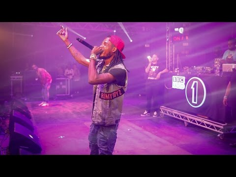 Fetty Wap - Trap Queen (Radio 1's Big Weekend 2016)