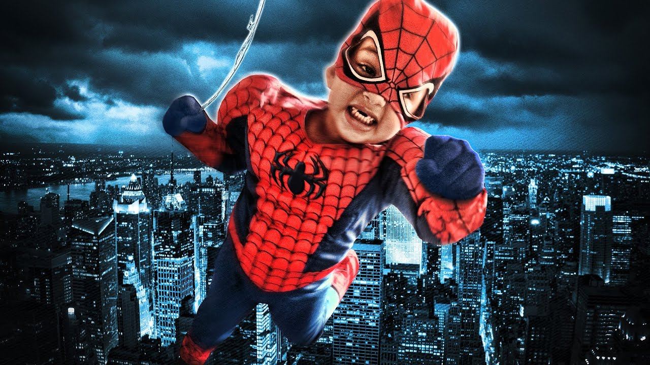 The Amazing Spider Man Wallpaper For Iphone Photoshop Cs6 Spiderman Wallpaper Tutorial Youtube