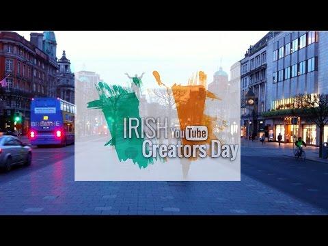 Irish Creators Day
