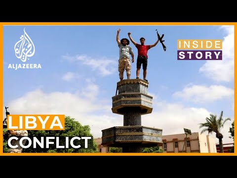 Conflict in Libya: Another initiative I Inside Story