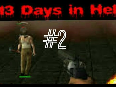 monster everywhere 13 days in hell playthrough 2