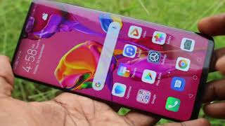 How to change navigation buttons in Huawei P30 Pro