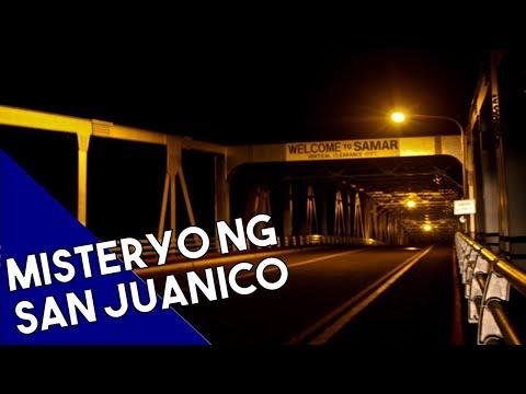 Ang Misteryo ng San Juanico Bridge sa Samar