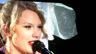 Taylor Swift covering Bryan Adams