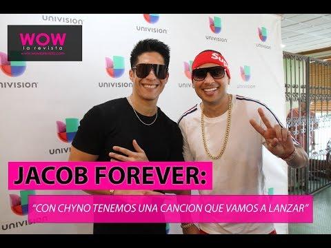 Jacob Forever | Premios Juventud 2018 | Tema con Chyno Miranda | Entrevista | Wow La Revista