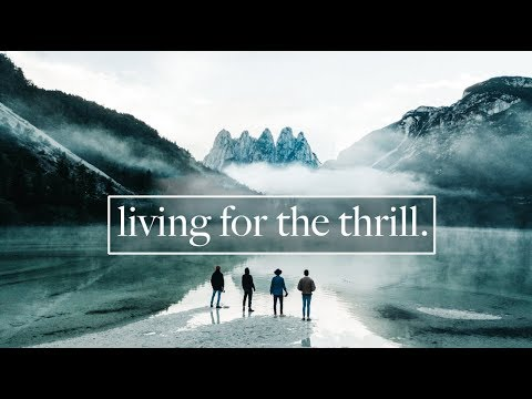 Living for the Thrill - Europe Road Trip