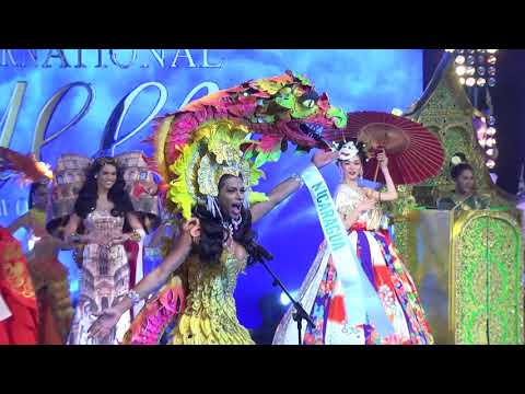 Miss International Queen 2018 : National Costumes