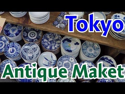 Tokyo Oedo Antique Market at Yurakucho Tokyo International Forum
