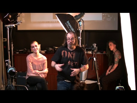 Beauty Photography Featuring Hasselblad/Broncolor: OnSet with Daniel Norton