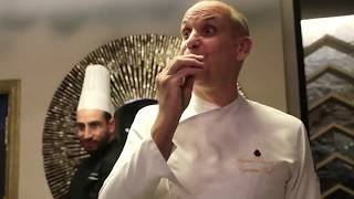La Brasserie du boulevard show cooking demonstrati...