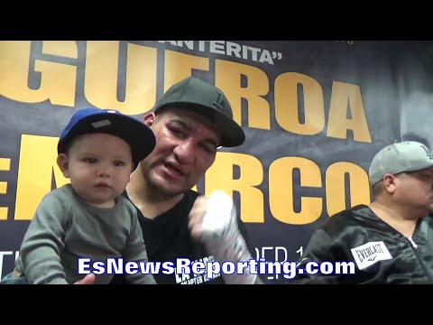 Chris Arreola ON WHAT Henry Ramirez TOLD HIM AFTER KNOCKDOWN - EsNews Boxing