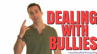 how to deal with a bully get your confidence back