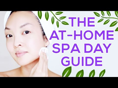 HOW TO: Have A Relaxing Spa Day At Home!