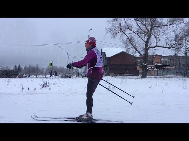 Лыжня России 2021 в Старом Петергофе