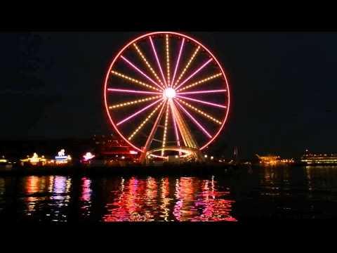 Seattle Waterfront Ferris Wheel 7/18/2014