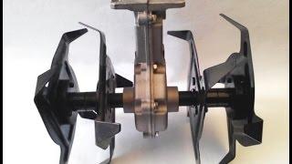 Культиватор для мотокосы (Неизбежный ремонт)