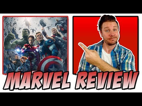Avengers: Age of Ultron  - Movie Review (Journey to Marvel's Infinity War | MCU Analysis)