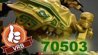 Обзор набора LEGO 70503 «Золотой дракон» серии Ninjago.(, 2014-02-28T10:00:00.000Z)