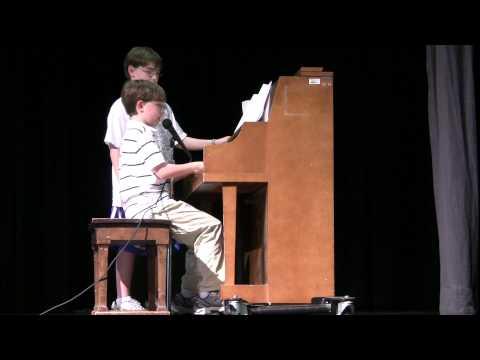 Jacob Stewart Sings Hallelujah At Islander Middle School Talent Show