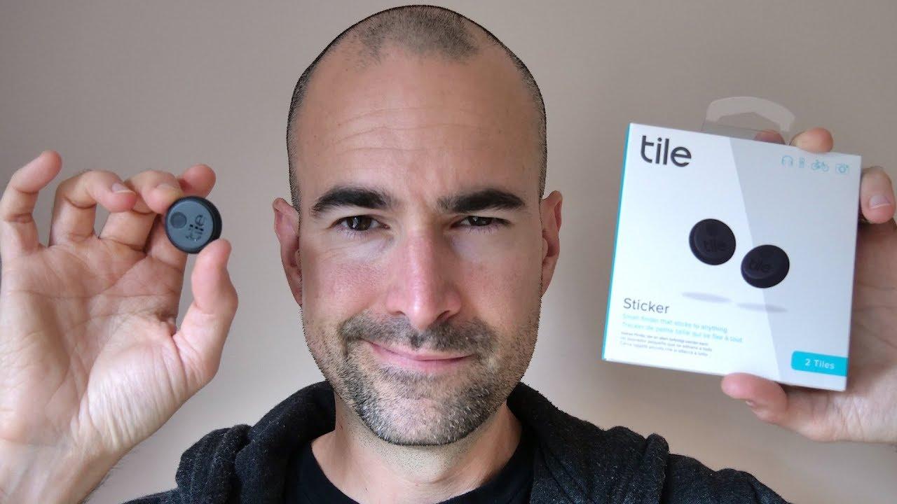 tile sticker best bluetooth tracker review