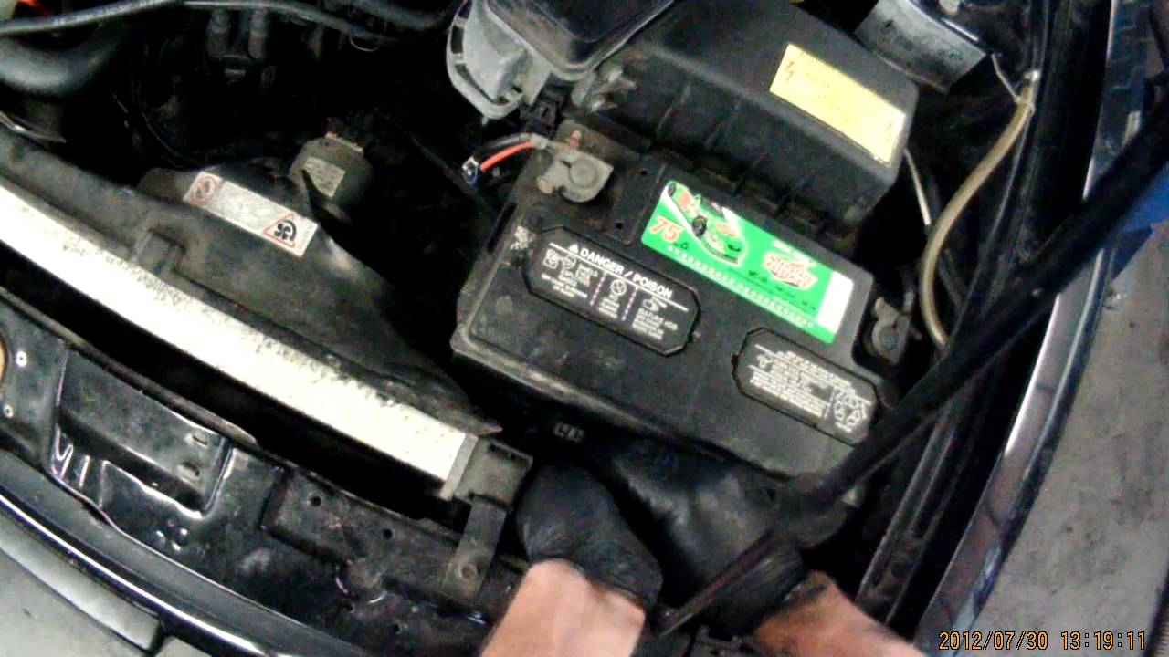 Radiator Fan Checking On An A2 Golf Or Jetta Youtube