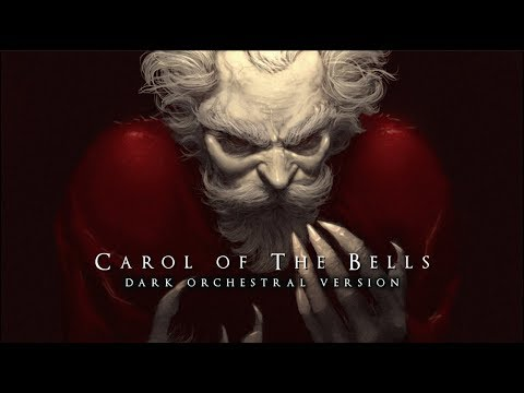 Dark Christmas Music - Carol of The Bells