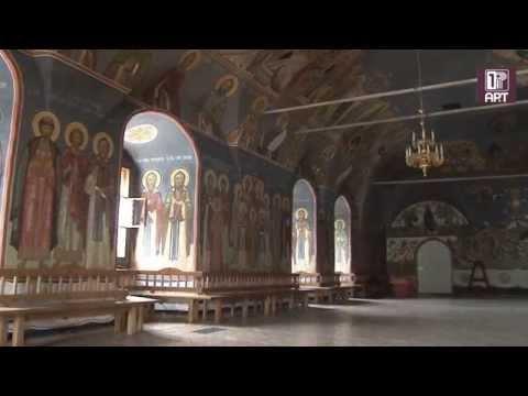 Новоспасский монастырь в Москве Фотоэкскурсия
