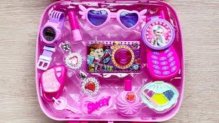 Đồ chơi trang điểm cho bé gái 11 món, máy chụp ảnh, son phấn, điện thoại..Make up toys (Chim Xinh)