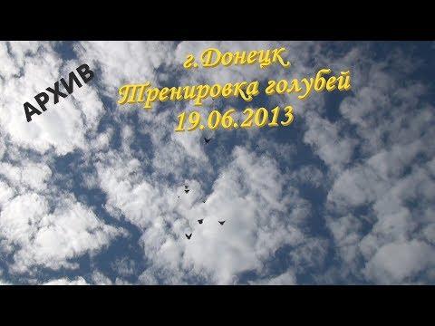 Архив. Питомник им. А.С. Брагина в Донецке 19.06.2013