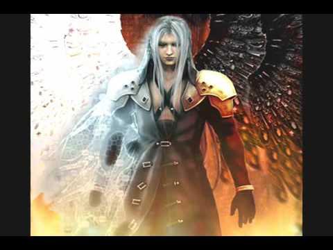 Final Fantasy VII ORIGINAL Sephiroth musica