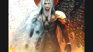 Final Fantasy VII ORIGINAL Sephiroth musica