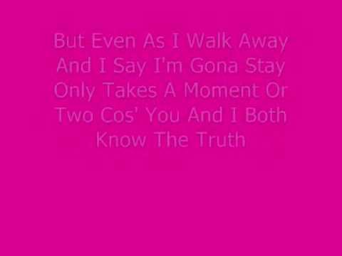 JLS - Crazy For You With Lyrics