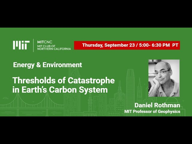 Thresholds of Catastrophe in Earth's Carbon System