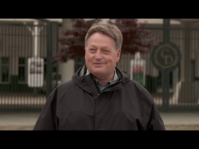 Kentucky Derby trail: Greg Foley on Major Fed