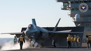 The Navy plans to deploy its F 35C carrier based jets in 2019