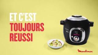 Cookeo Connect de Moulinex : la révolution en cuisine