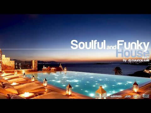 Soulful and Funky Vol.01 by DJ Mauricio Kalil