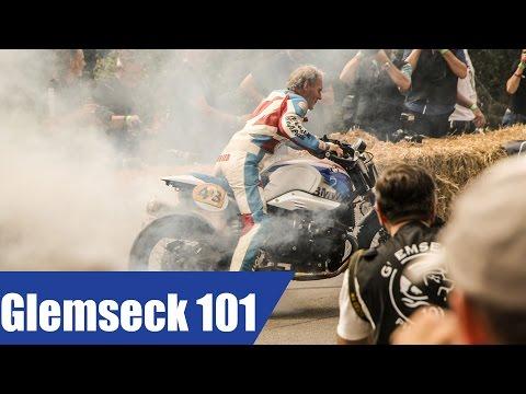 Glemseck101 Cafe Racer Festival │ Cracking Mechanics