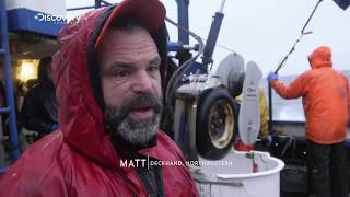 Ошибка капитана? | Смертельный улов | Discovery Channel