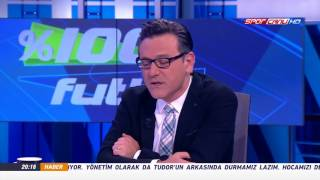 % 100 Futbol - Konuk: Aziz Yıldırım 8 Ağustos 2017