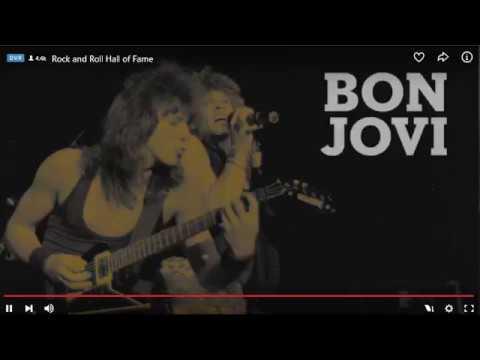 Rock & Roll Hall of Fame Presents: Bon Jovi