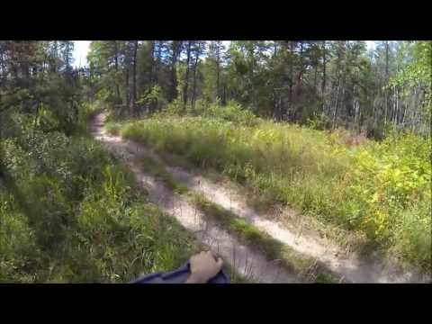 2011 Sportsman 500 Quad Ride in Sandilands Forest