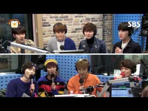 170227 Lee Guk Joo's Youngstreet Radio - VROMANCE & B.I.G