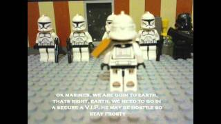lego alien vs predator: war on earth
