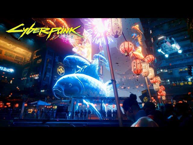 『Cyberpunk 2077(サイバーパンク 2077)』プレイ動画(10分)