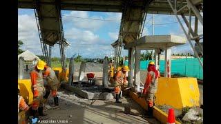 Tres empleados chinos, de las obras de la autopista Mar 2, permanecen en aislamiento en el Urabá