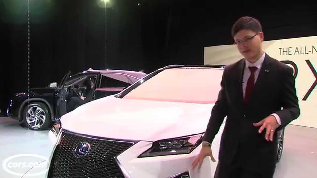 Luxury 2016 Lexus RX  First Look  YouTube