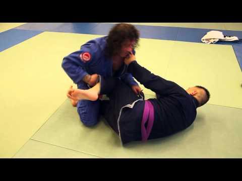 Kurt Osiander's Move of the Week - Shield Guard Pass